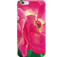 Hip Pink Roses iPhone Case/Skin