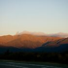 NZ landscape by hulkingrach