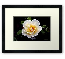 Lovely~ Just the Way You Look Tonight... Framed Print