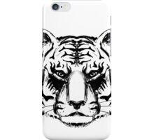 Tiger Head iPhone Case/Skin