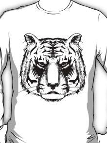 Tiger Head T-Shirt