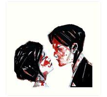 "Revenge - ""Demolition Lovers"" - My Chemical Romance Art Print"