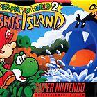 Yoshi's Island by MrPoop