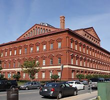 Washington DC : The National Building Museum by AnnDixon