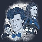 Doctor´s Universe by 2mzdesign