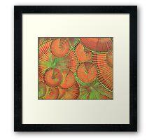 Autumn - Time After Time (Detail) Framed Print