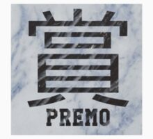 Black on White Marble by PREMO-TEES