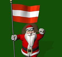 Flag Of Austria by Mythos57