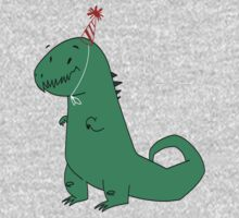 Birthday Dinosaur by MTMBrother