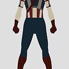 Captain America: The First Avenger by alicejaimie