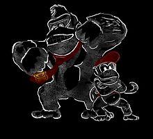 Kong's Team by Uwaki
