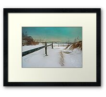 A Bright Promise Framed Print