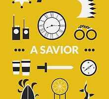 Once Upon A Time - A Savior by Redel Bautista