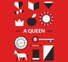 Once Upon A Time - A Queen Kids Clothes