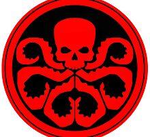 Marvel - Hail Hydra Logo by hellafandom