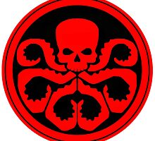 Marvel - Hail Hydra Logo by hellafandom