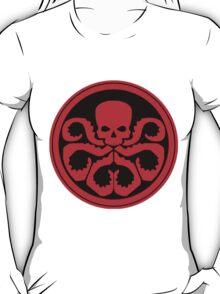 Marvel - Hail Hydra Logo T-Shirt