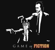 Game of fiction (with text) by gilois