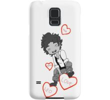 All the ladies love Leo... Samsung Galaxy Case/Skin