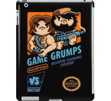 Game Grumps NES Cover iPad Case/Skin