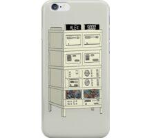 The Alex 9000 Computer c1981 iPhone Case/Skin