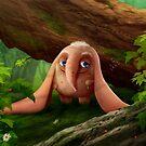 Little elephant by Alexander Skachkov