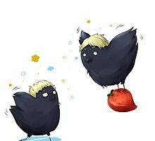 Haikyuu!! - Hinagarasu Tsukishima Brothers by TrashCat