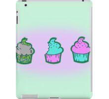 Zombie Cupcake iPad Case/Skin