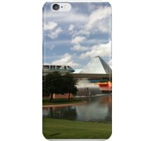 Monorail at the Imagination Pavilion iPhone Case/Skin
