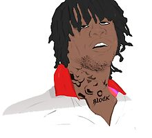 Chief Keef by Cookie money