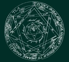 Key of Solomon by cadellin