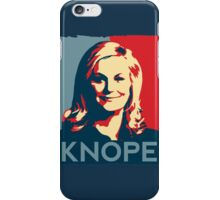 KNOPE We Can iPhone Case/Skin