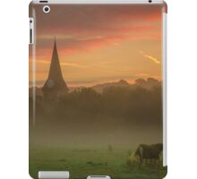Boy Moves To A New Town With An Optimistic Outlook iPad Case/Skin