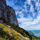 Hiking in Austria by Walter Quirtmair
