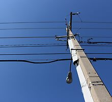Telephone Wires by pyros