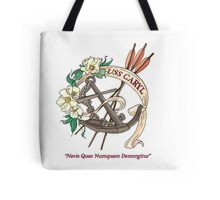 USS Caryl Official Logo Tote Bag