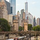 Chicago Transportation by Dawn Crouse