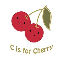 C is for Cherry by Eggtooth