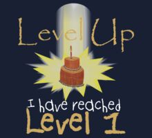 Level Up by LaFeeVerte