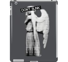 [Doctor Who] Don't Blink - Angel iPad Case/Skin