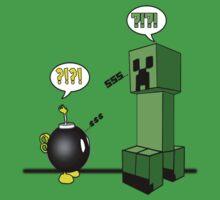 BomBom Creeper by JimmyG17