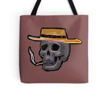 the outlaw Zombie Wales Tote Bag