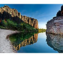 Bandilngan Dusk (Windjana Gorge) Photographic Print