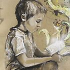 The Boy Who Reads is Never Lonely by RichesRoad
