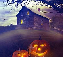 All Hallows Eve by solnoirstudios