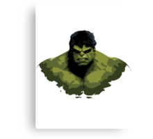Fan Art - incredible hulk Canvas Print