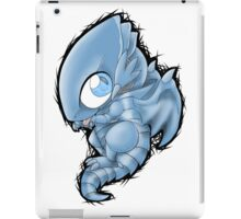 Blue Eyes Chibi Dragon iPad Case/Skin