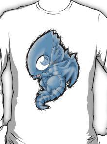 Blue Eyes Chibi Dragon T-Shirt