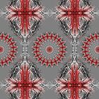 Repeat Pattern Kaleidoscope  by fantasytripp