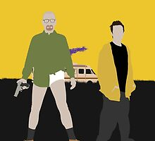 Walter and Jesse by williamhenry
